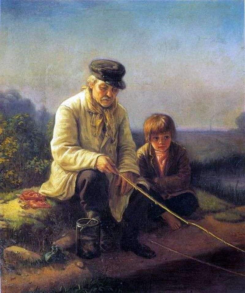 Wędkarstwo   Wasilij Perow
