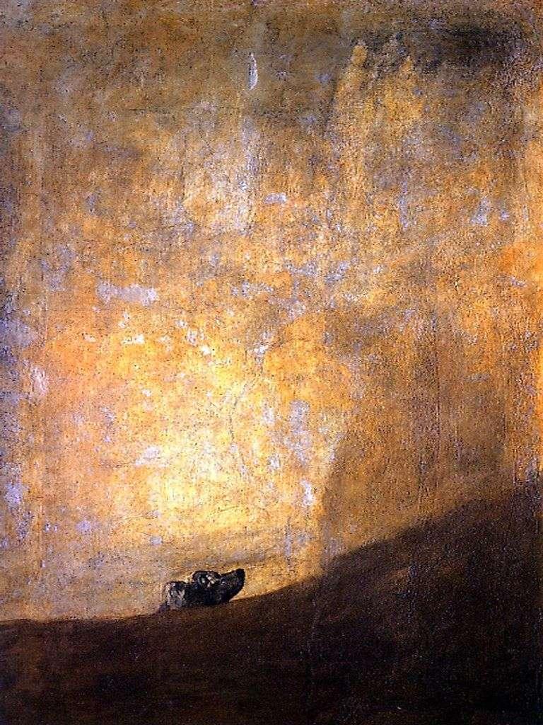 Pies   Francisco de Goya