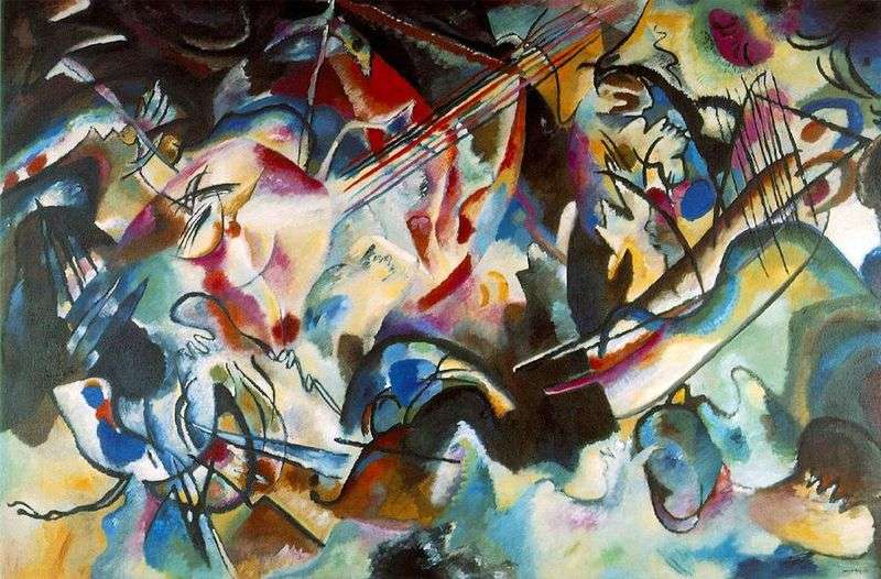 Kompozycja VI   Wassily Kandinsky