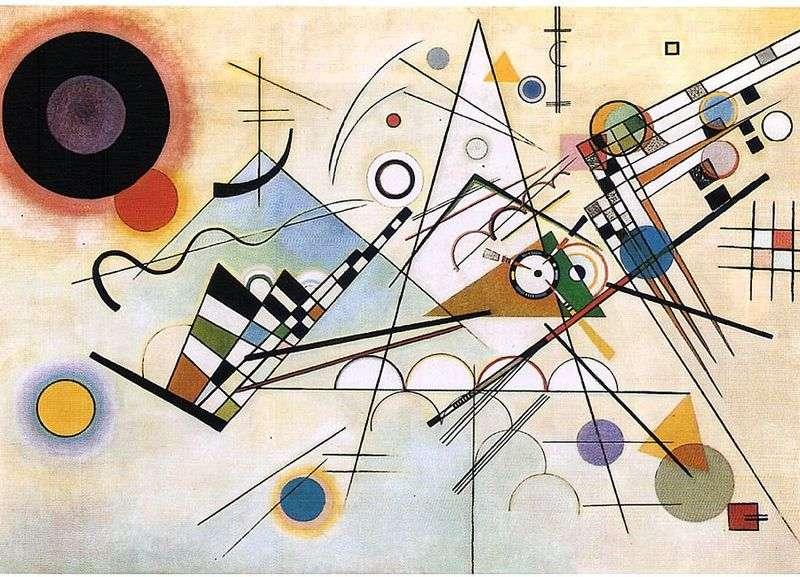Kompozycja VIII   Wassily Kandinsky