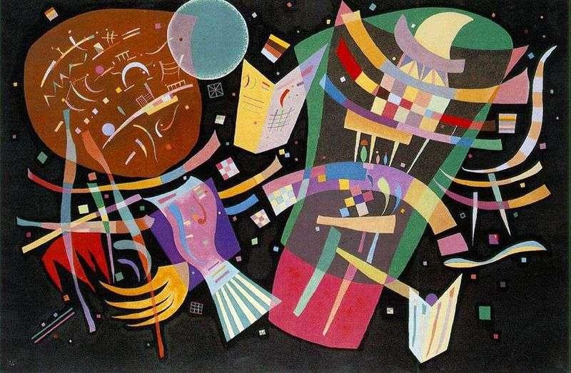 Kompozycja X   Wassily Kandinsky