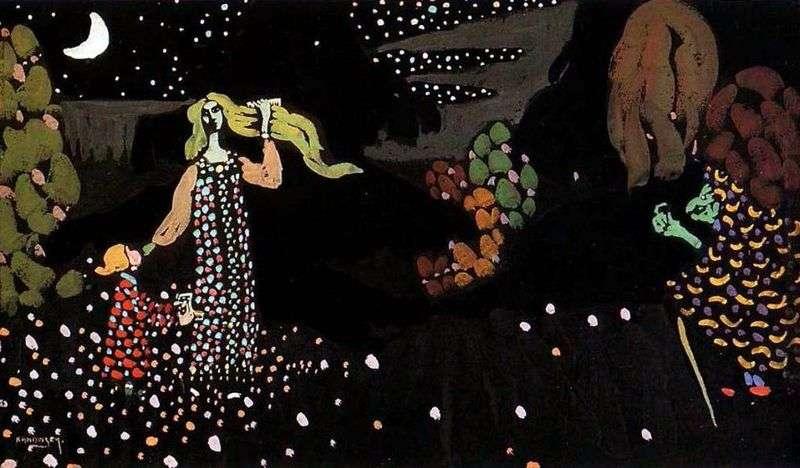 Noc   Wassily Kandinsky