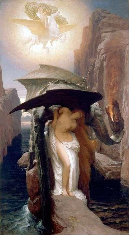 Perseusz i Andromeda   Frederick Leighton