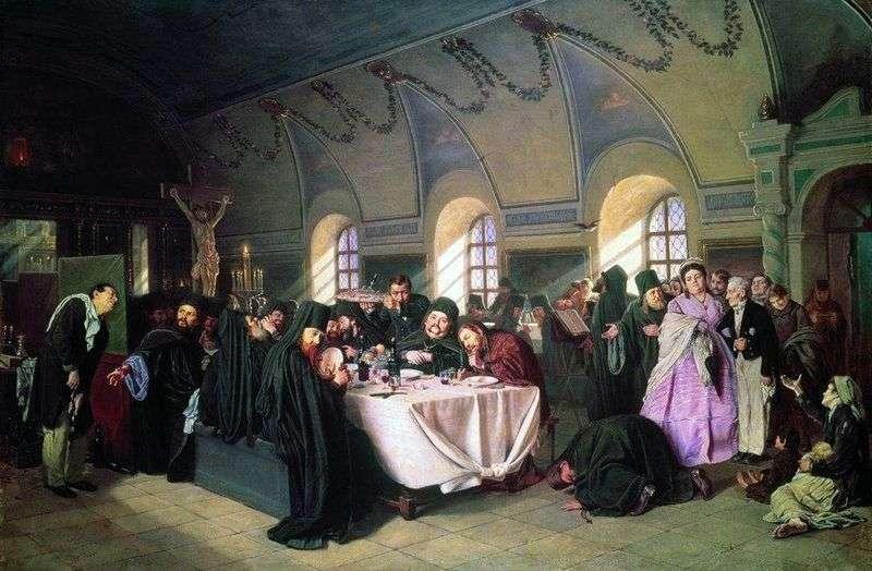 Posiłek   Wasilij Perow