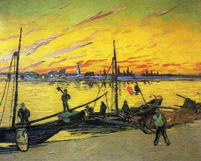 Barki 2   Vincent Van Gogh