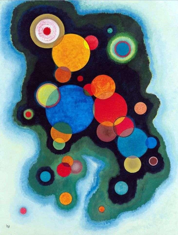 Głęboki impuls   Wassily Kandinsky