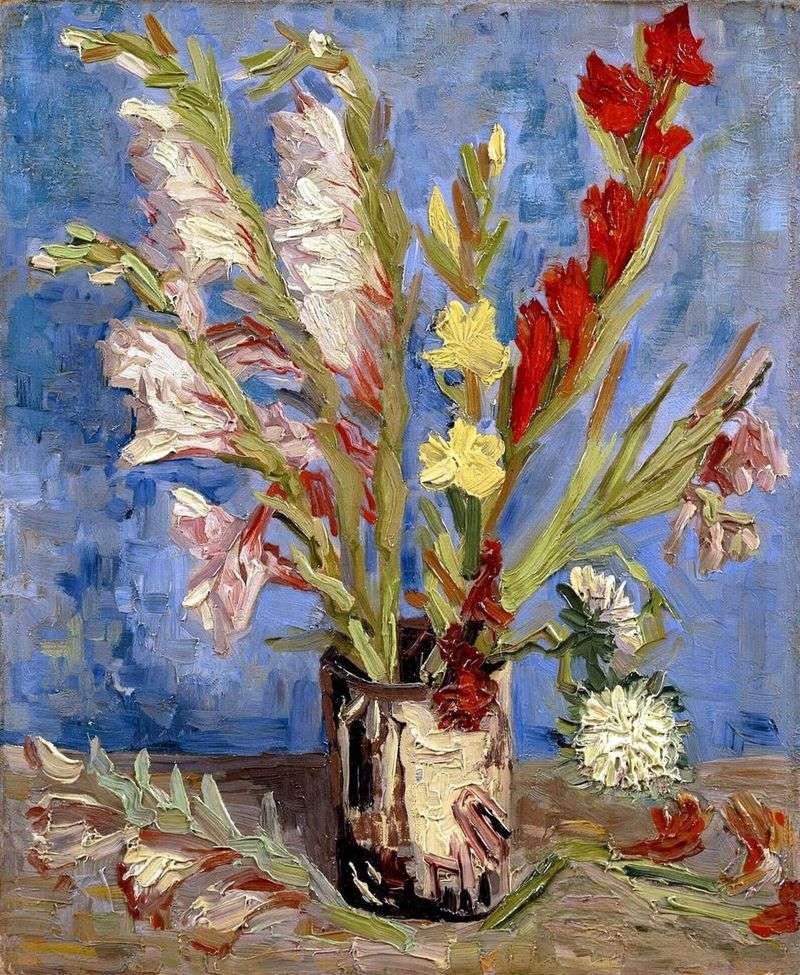 Waza Gladiolus Vincent Van Gogh