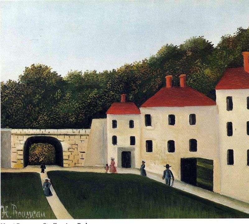 Promenada   Henri Rousseau
