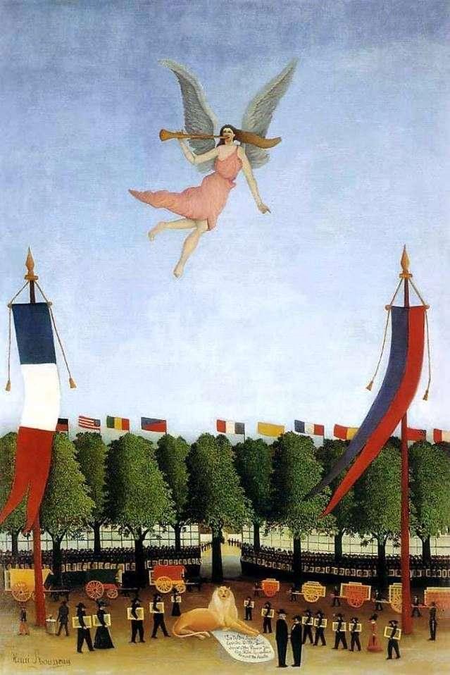 Wolność zaprasza artystów do udziału w XXII Salonie Niezależnym   Henri Rousseau