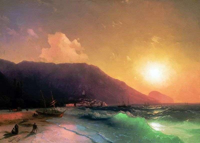 Widok na morze   Ivan Aivazovsky
