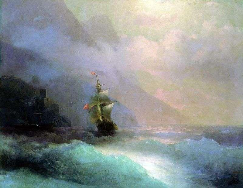 Seascape   Ivan Aivazovsky