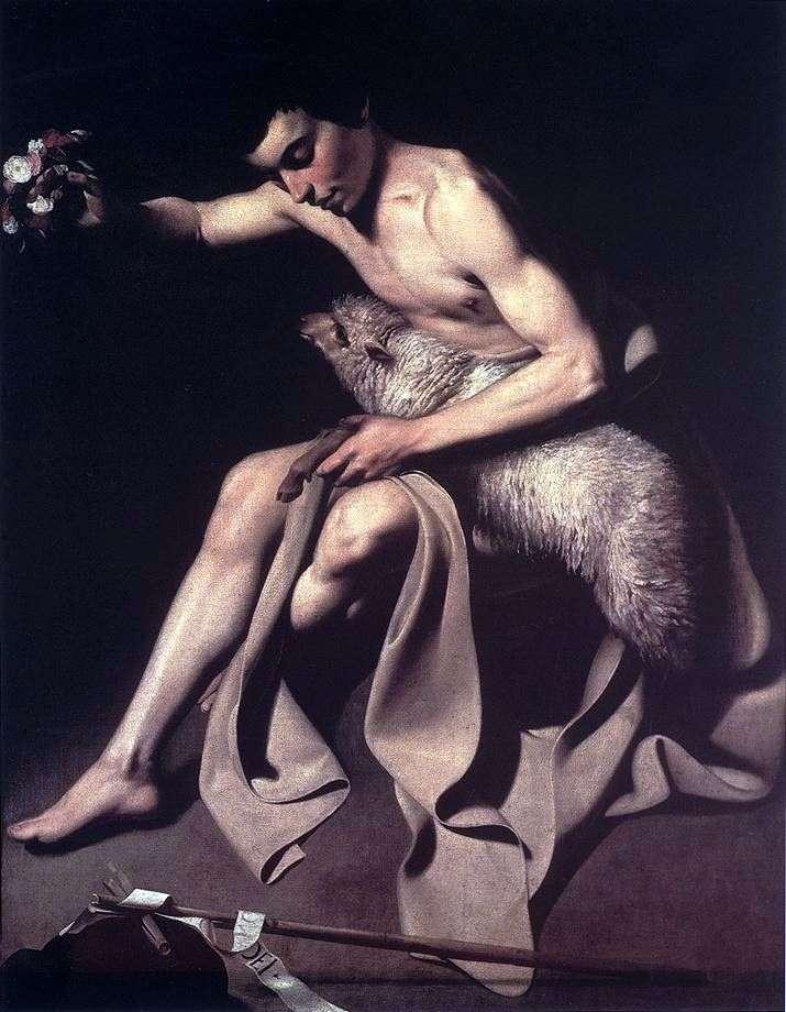 John the Baptist   Michelangelo Merisi da Caravaggio