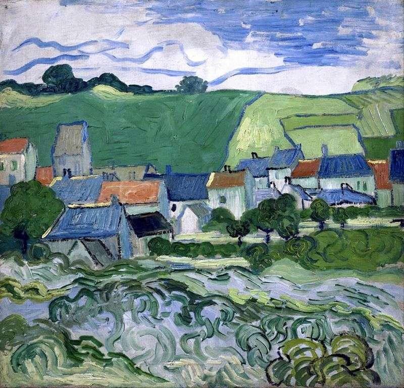 Widok z góry   Vincent Van Gogh