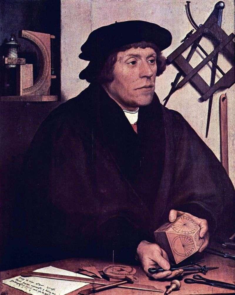 Astronom Nikola Kratzer   Hans Holbein