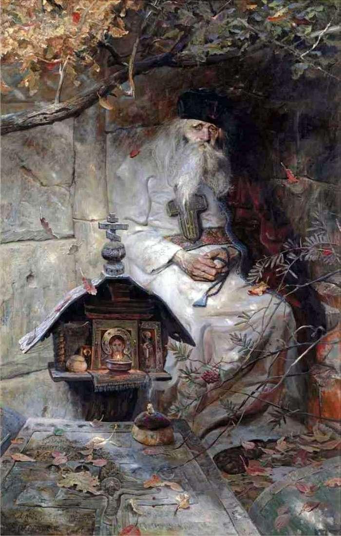 Modlitwa   Paweł Ryzhenko