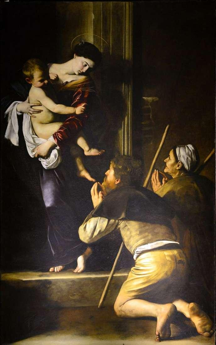 Madonna Loreto   Michelangelo Merisi da Caravaggio