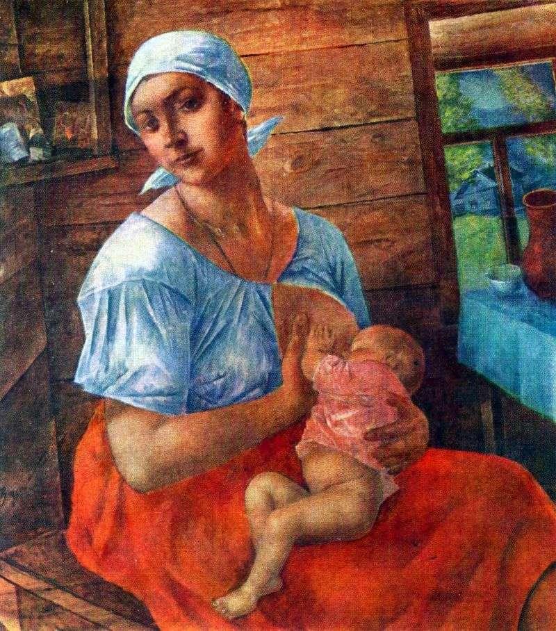 Matka   Kuzma Pietrow Vodkin