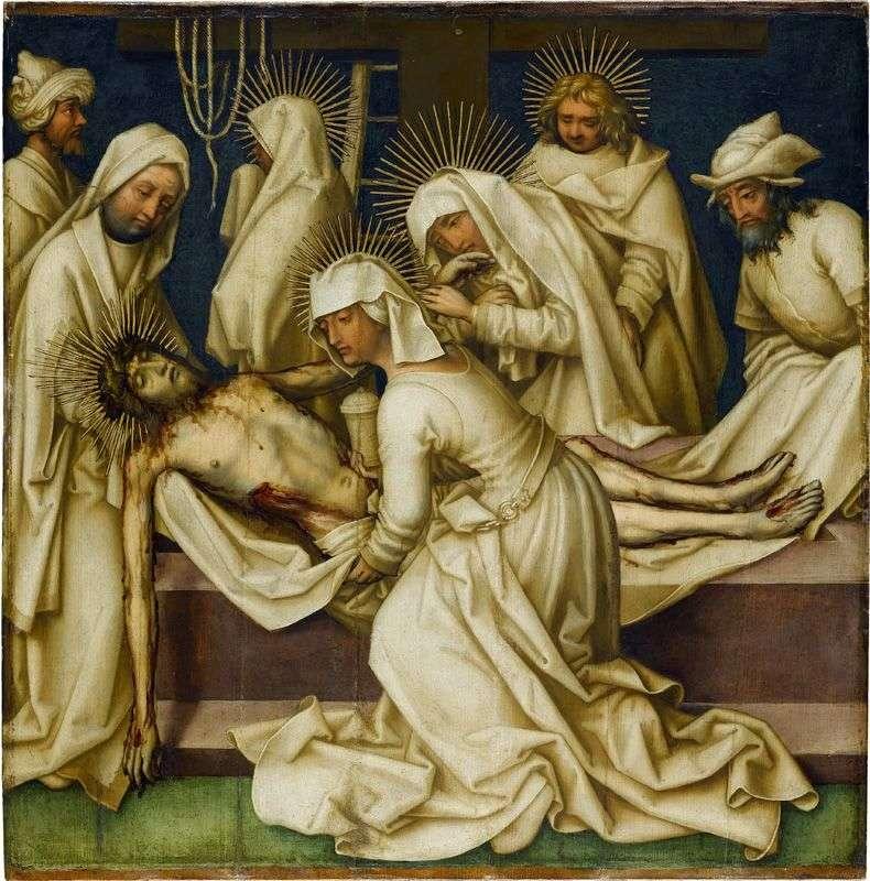Trumna   Hans Holbein
