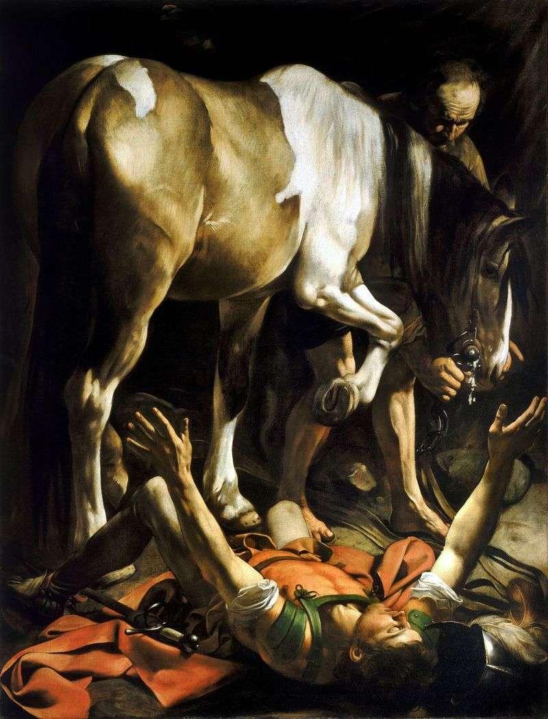 Sauls Appeal   Michelangelo Merisi da Caravaggio