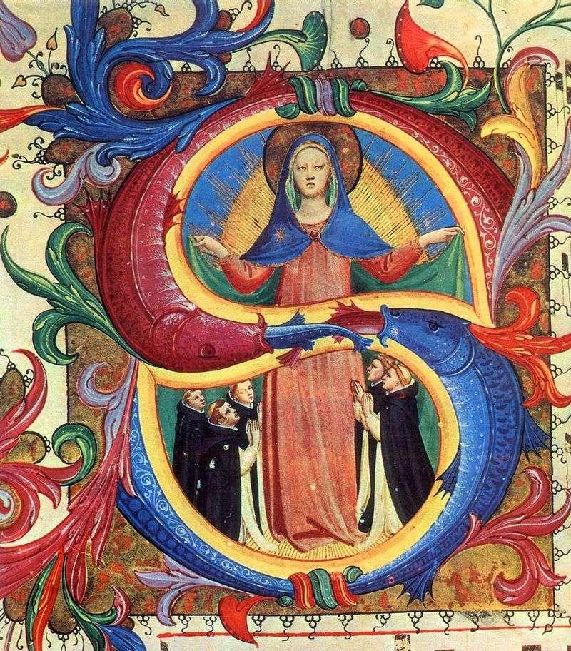 Rękopisy   Angelico Fra