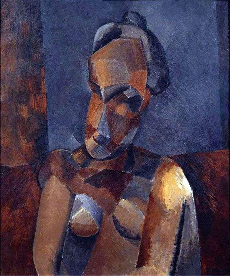 Popiersie kobiety   Pablo Picasso