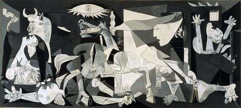 Guernica   Pablo Picasso