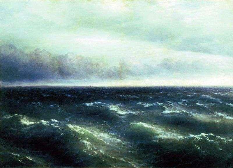 Morze Czarne   Ivan Aivazovsky