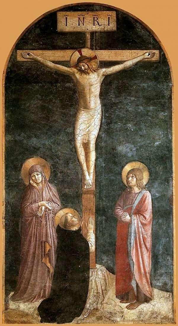 Ukrzyżowanie   Angelico Fra