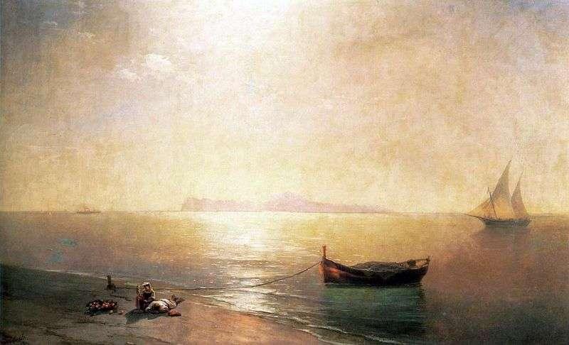 Shtil   Ivan Aivazovsky