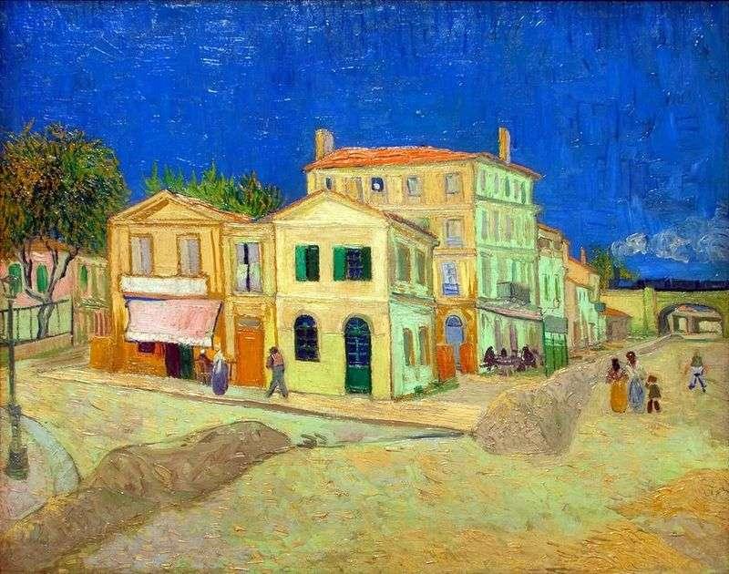 Domki   Vincent Van Gogh