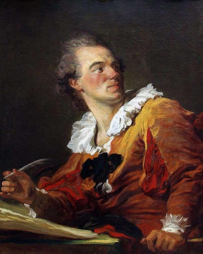 Inspiracje   Jean Honore Fragonard