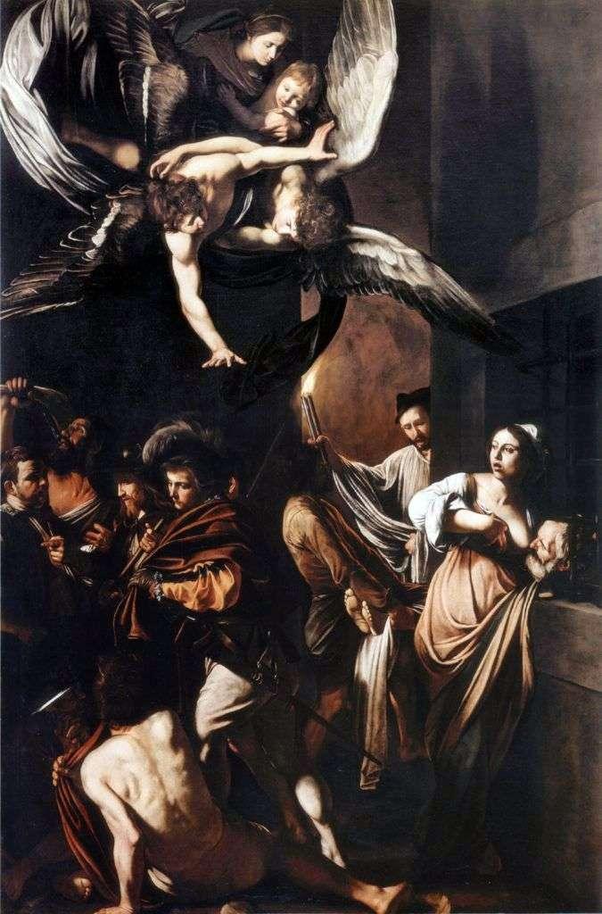 Siedem czynów miłosierdzia   Michelangelo Merisi da Caravaggio