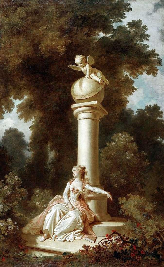 Dreams   Jean Honore Fragonard