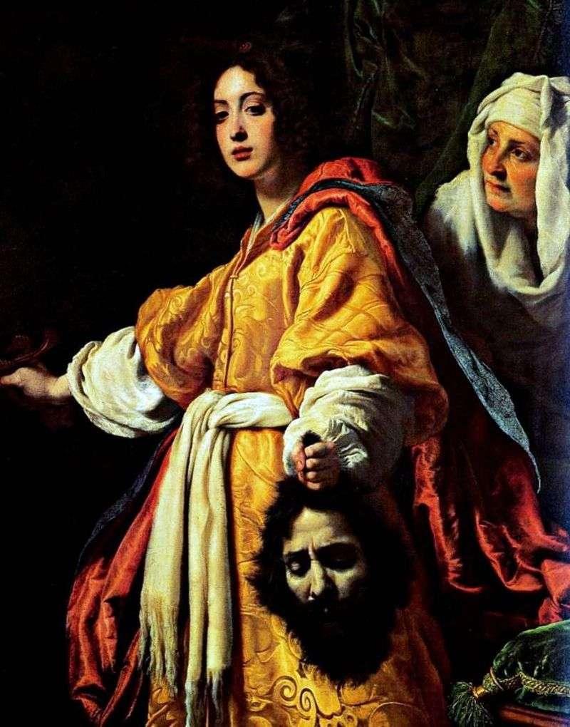 Judith z głową Holofernesa   Cristofano Allori
