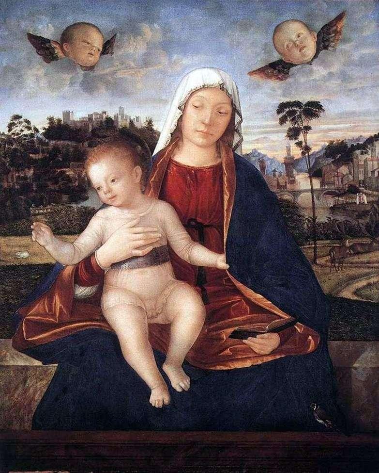 Madonna z Dzieciątkiem   Vittore Carpaccio