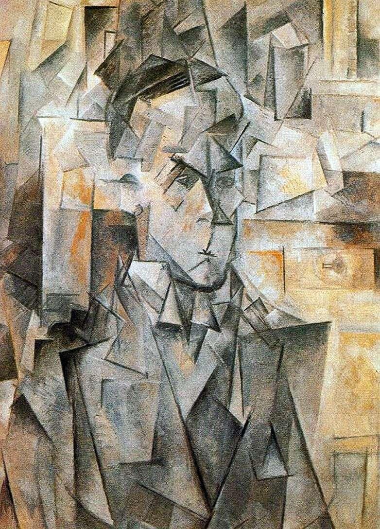 Portret Wilhelma Ude   Pablo Picasso