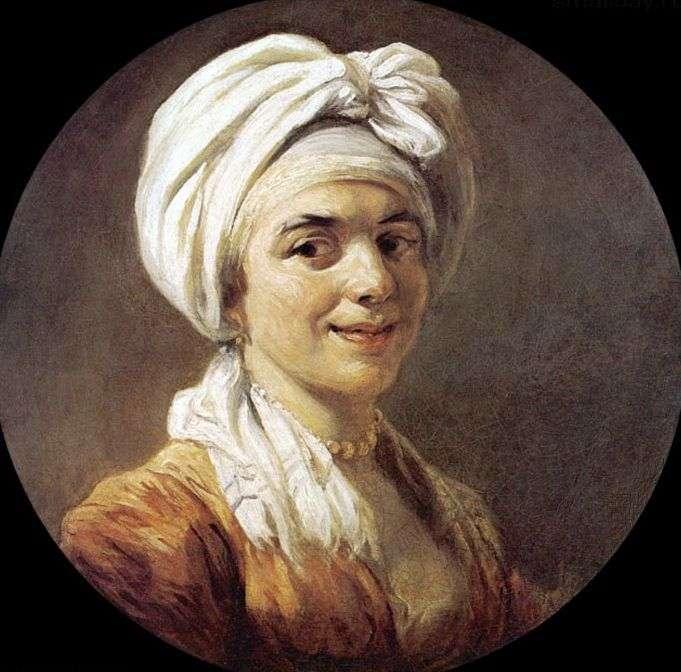 Portret Madame Marie Anne Fragonard