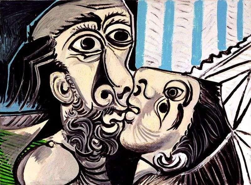 Kiss   Pablo Picasso