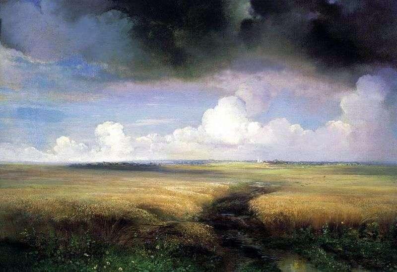 Żyto   Aleksiej Sawrasow