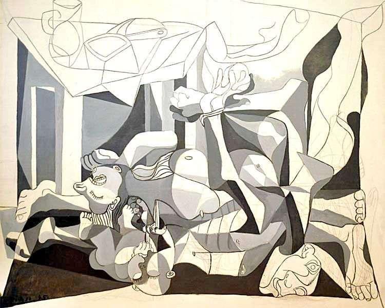 Krypta   Pablo Picasso