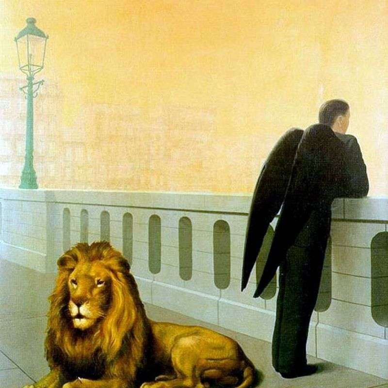 Nostalgia   Rene Magritte