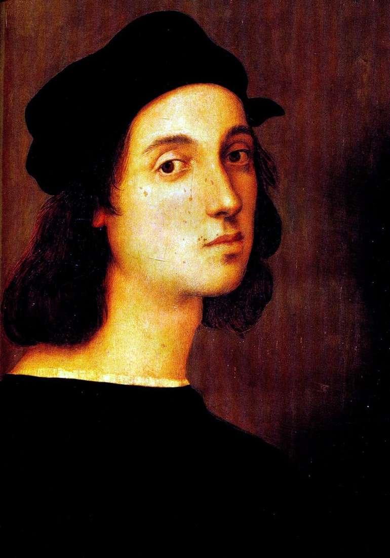 Autoportret   Rafael Santi