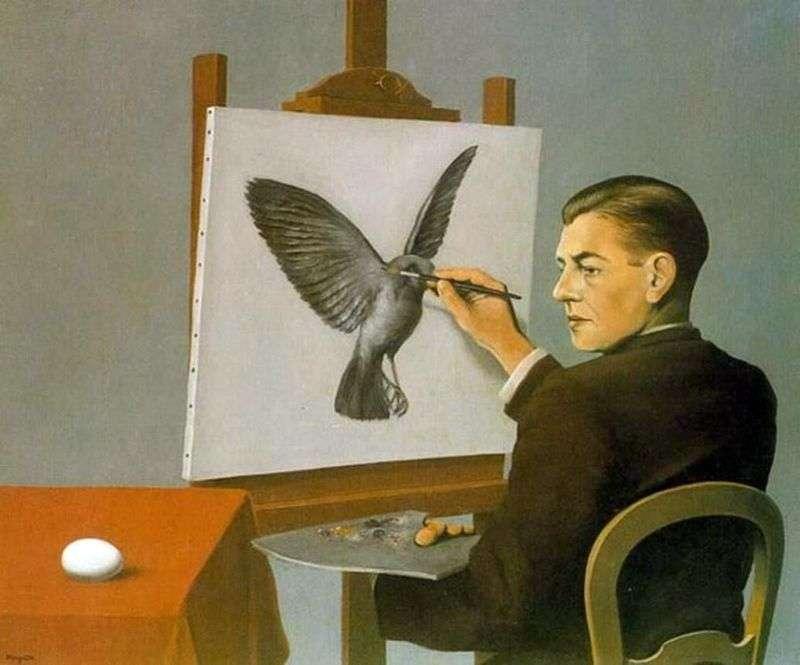 Wgląd   Rene Magritte