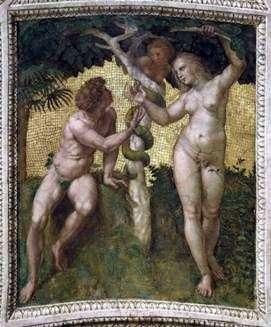 Adam i Ewa   Rafael Santi