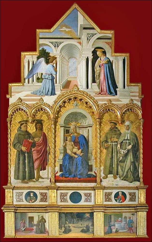 Politih z Perugii   Piero della Francesca