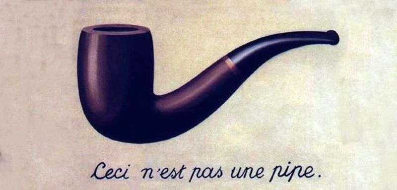 To nie jest fajka   Rene Magritte