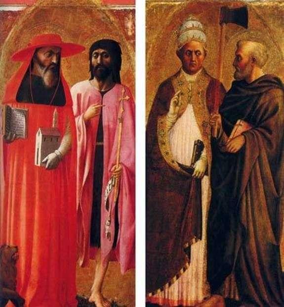 Altar Obra   Masaccio