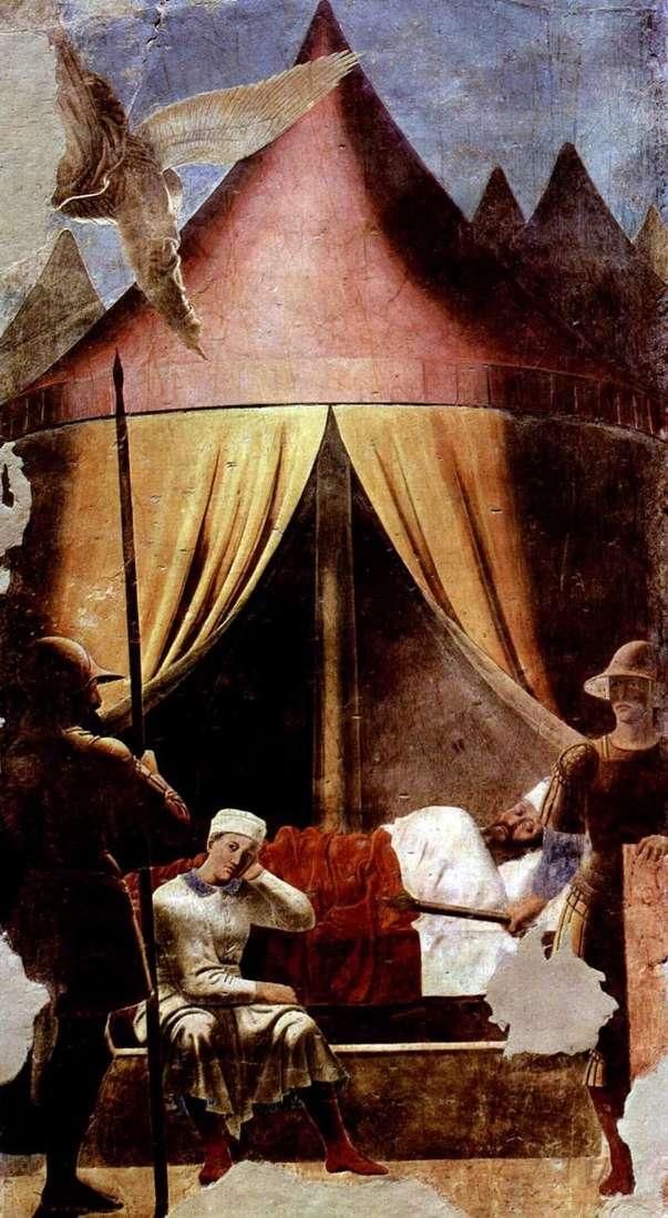 Śmierć Adama   Piero della Francesca