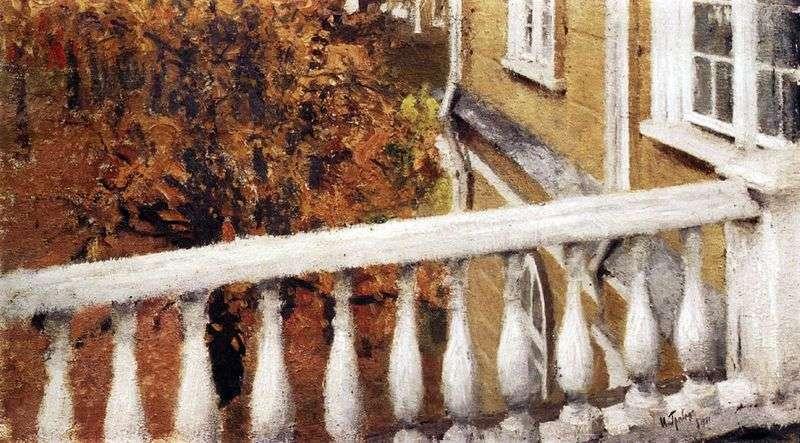 Balustrada   Igor Grabar