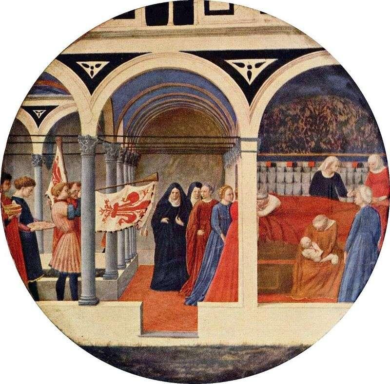 Berlin Tondo   Masaccio